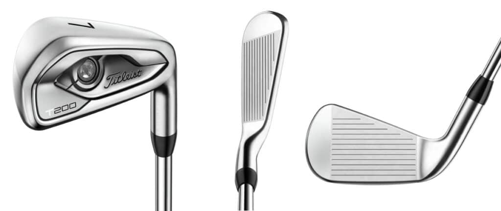 Titleist T200 Irons Product Features
