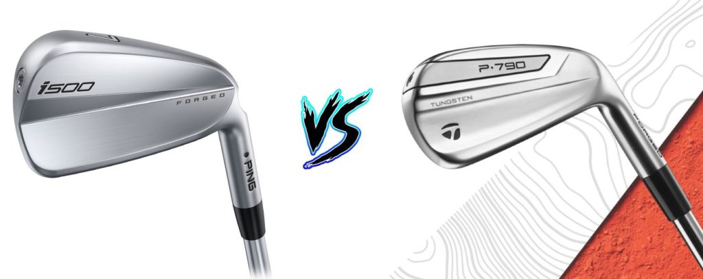 Ping i500 irons vs New Taylormade P790 Irons