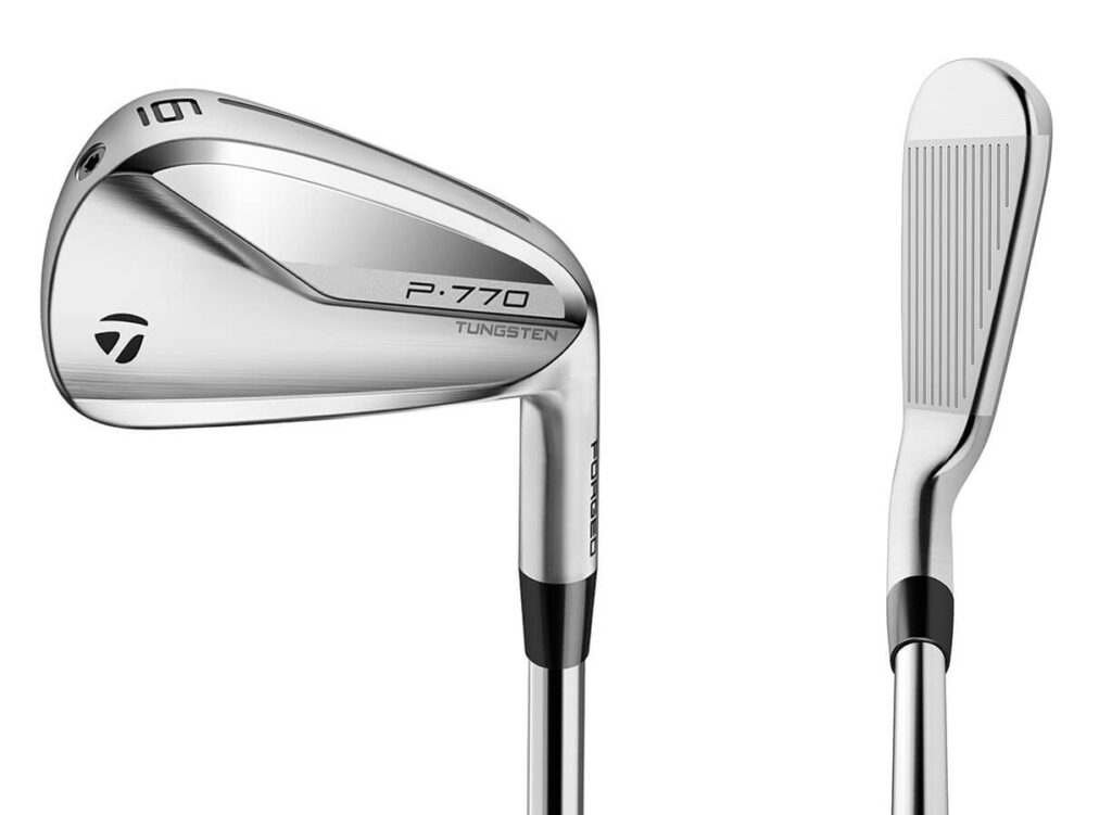 Compact Players Shape P770 Irons