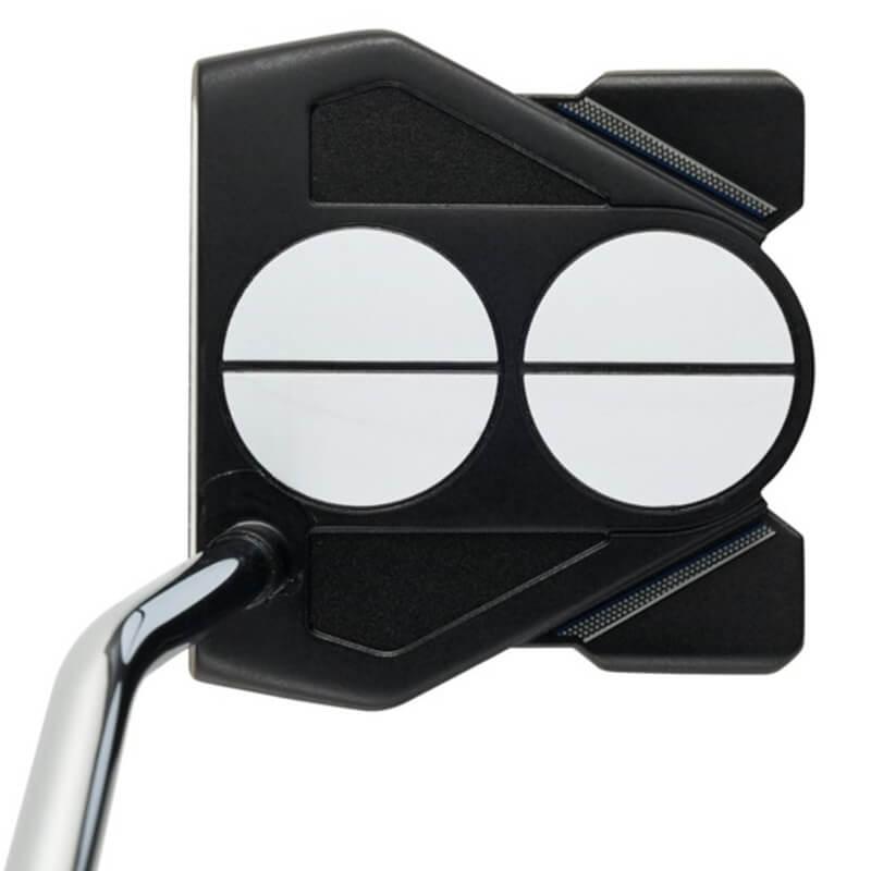 Odyssey Ten 2-Ball Arm Lock Putter - Address