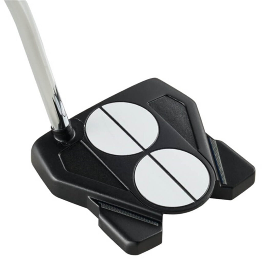 Odyssey Ten 2-Ball Arm Lock Putter - Back View