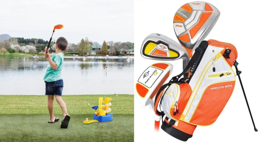 Best Golf Clubs For Toddlers
