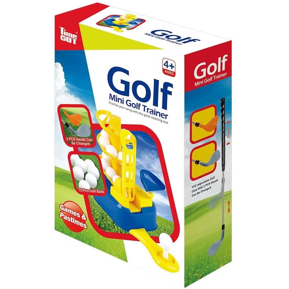 Heytech Golf Training Machine 3