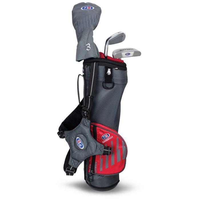 US Kids Golf UL39-s 3 Club Carry Set