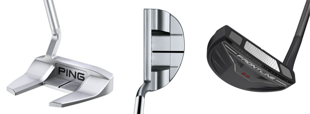 Best Full Toe Hang Putters For Strong Arc Stroke