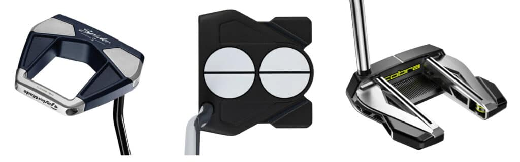 Best Putter For Straight Back Straight Through - Face Balanced Putter Round Up