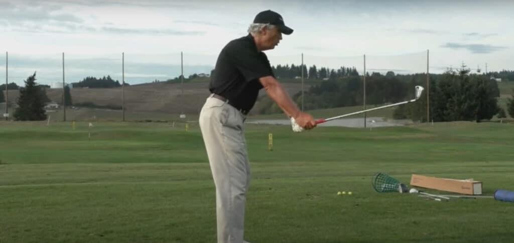 The Arm Swing Illusion - Golf's Missing Link