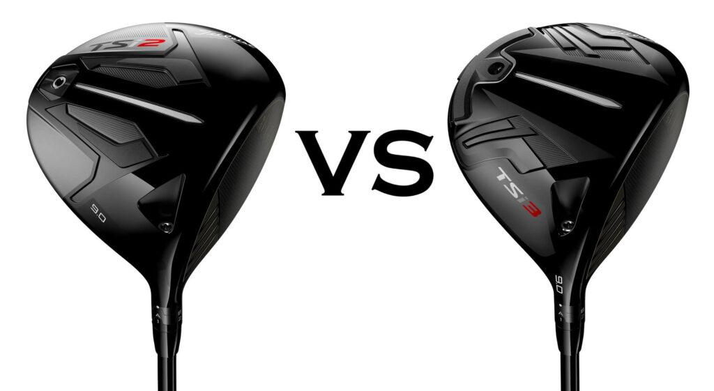 Titleist TSi2 vs TSi3 - Driver Comparison