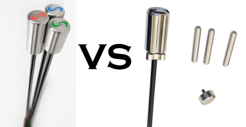 SuperSpeed Golf vs Rypstick